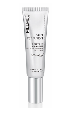 E-YOUTH 50 SUN CREAM SKIN PERFUSION BY FILLMED