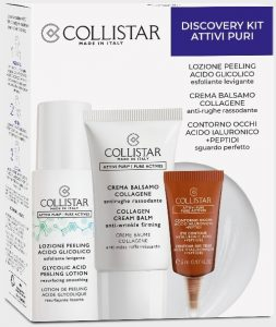 "COLLISTAR BEAUTY ROUTINE, ARRIVANO I ""DISCOVERY KIT"""