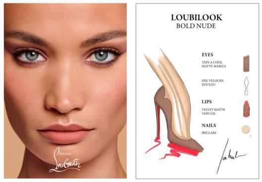 Loubilooks 2021 Bold Nude
