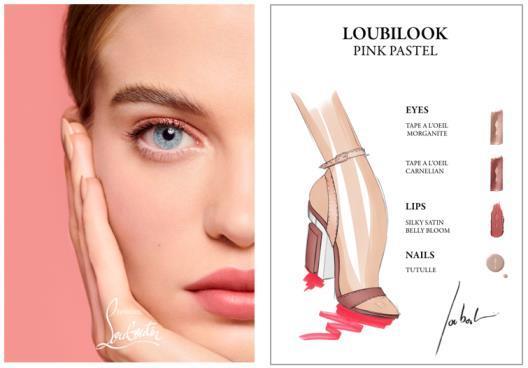 Loubilooks 2021 Pink Pastel