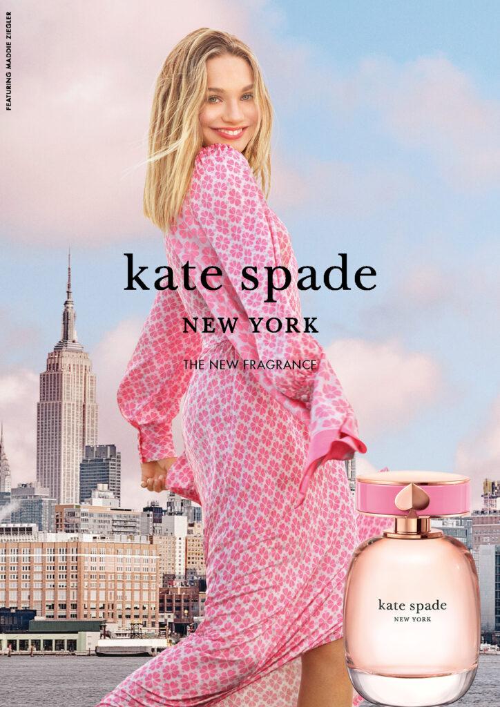 CAMPAGNA ADV KATE SPADE NEW YORK CON MADDIE ZIEGLER