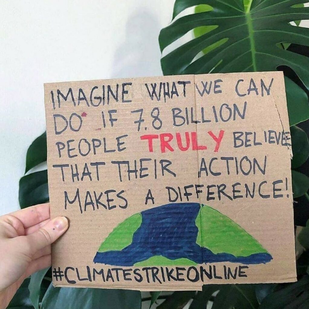 Arctic Angels #climatestrikeonline