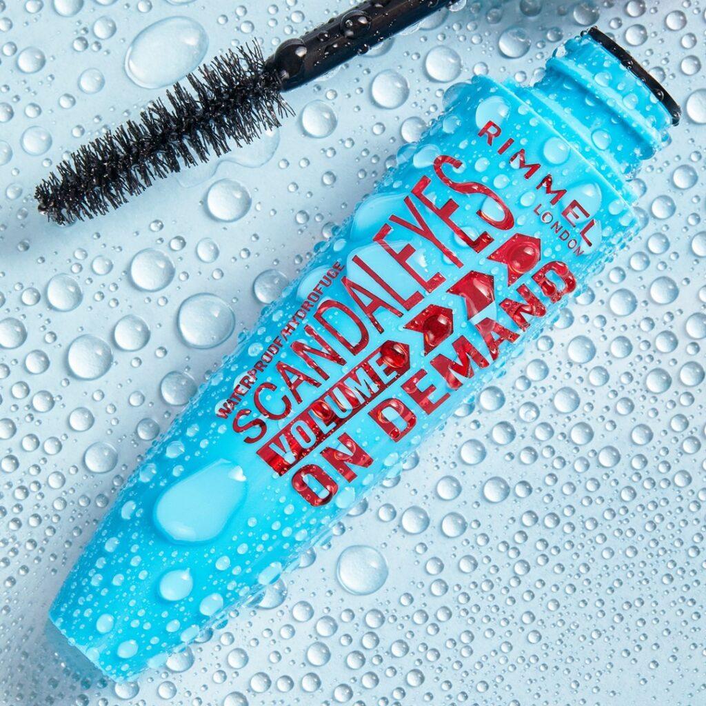 Rimmel Scandaleyes Volume On Demand Waterproof