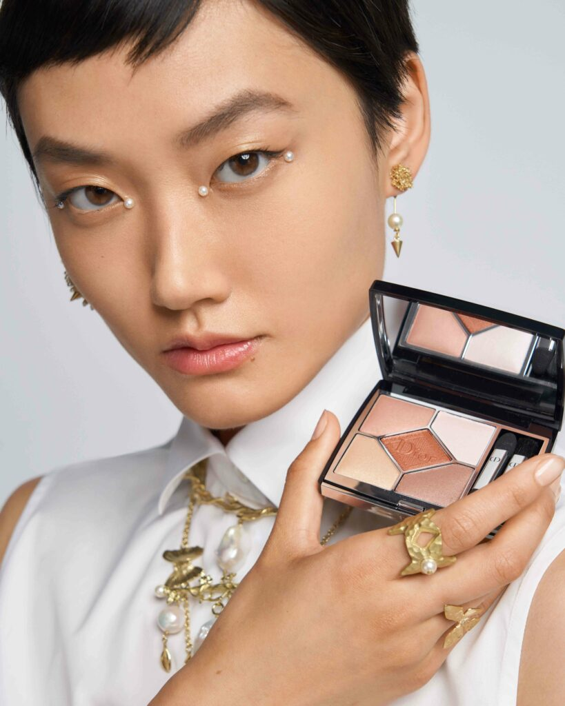 Palette Dior 5 Couleurs Couture limited edition