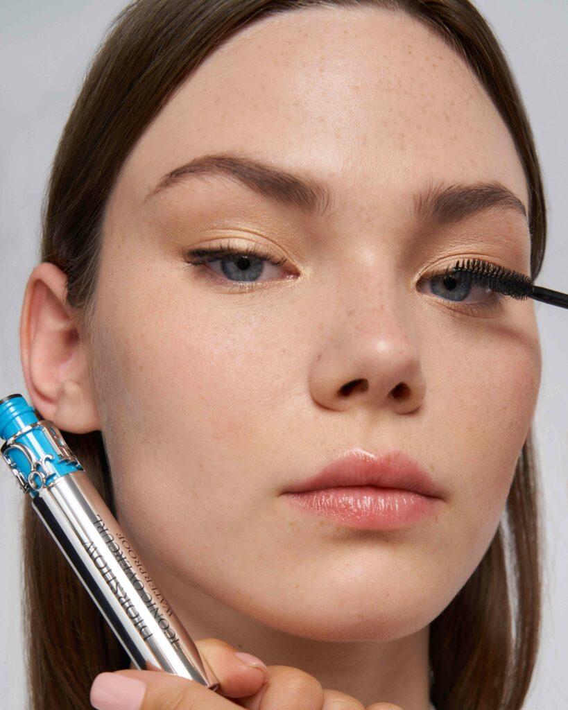 Mascara beauty look Dior 2022