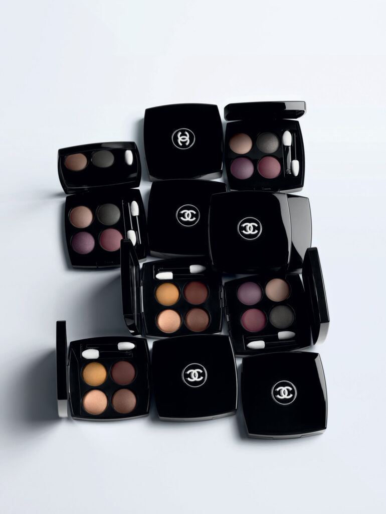 CHANEL LES 4 OMBRES Eye Collection '21