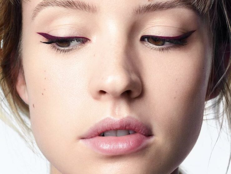 CHANEL Eye Collection '21 protagonista cantante Angèle