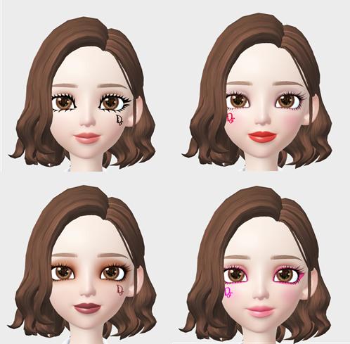 Avatar Dior X Zepeto