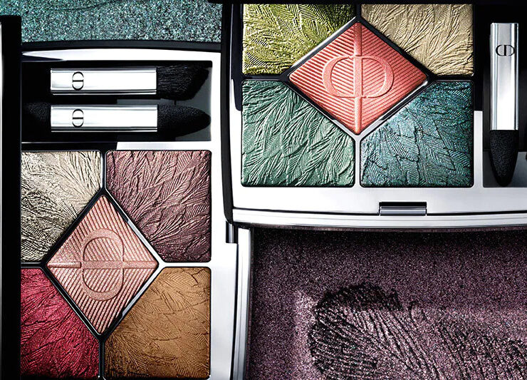Palette Dior Make-up Fall 2021 Collection